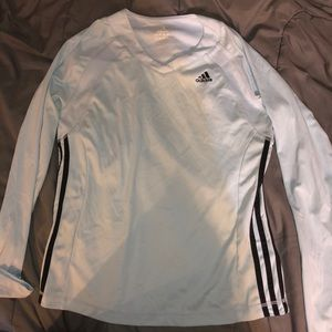 Long sleeve adidas shirt
